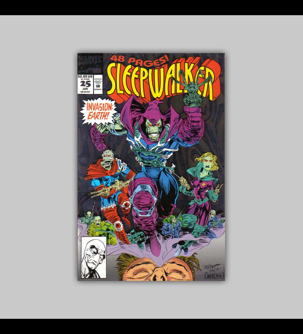 Sleepwalker 25 Holographix 1993