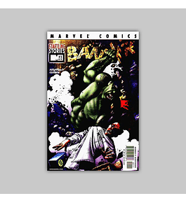 Startling Stories: Banner 1 2001