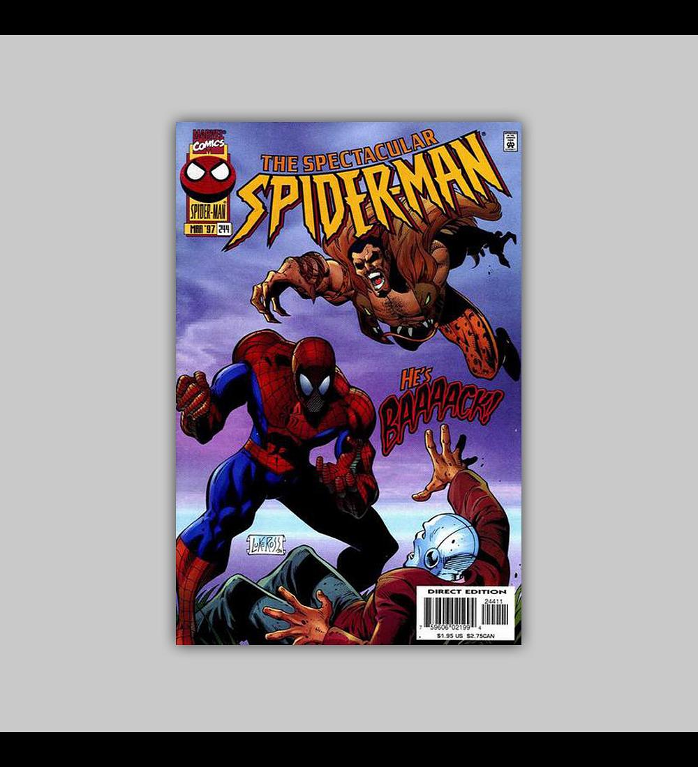 Spectacular Spider-Man 244 1997