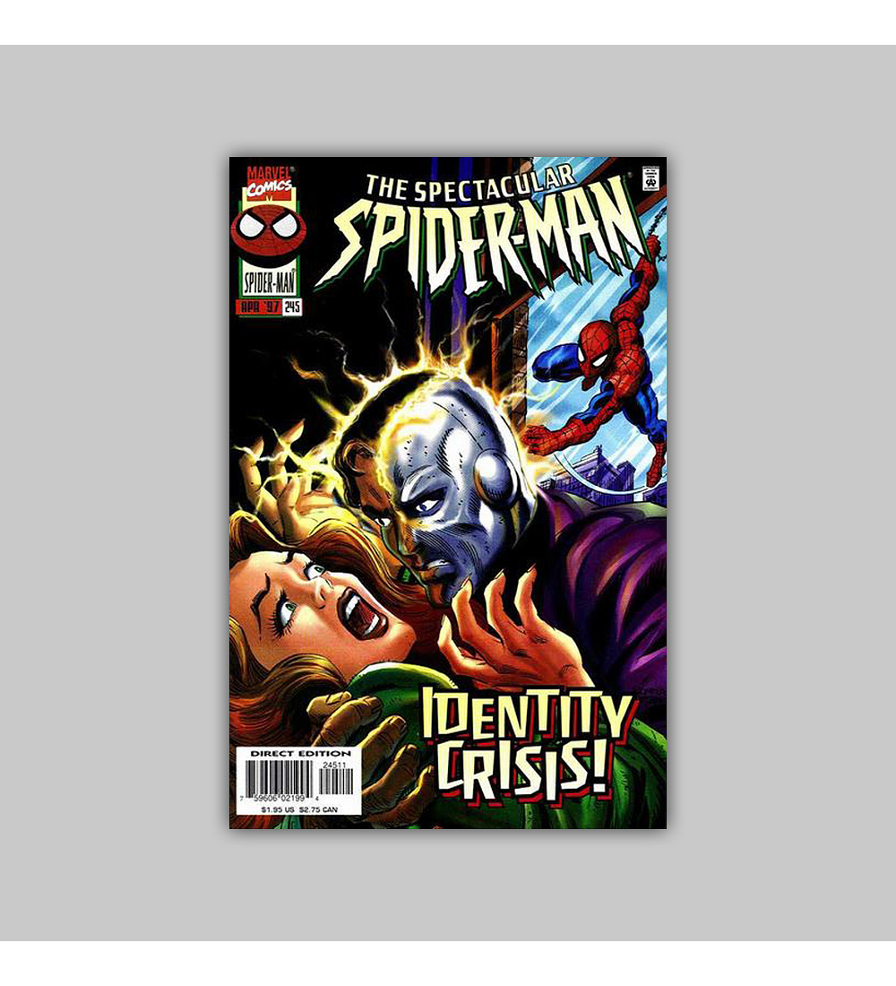 Spectacular Spider-Man 245 1997