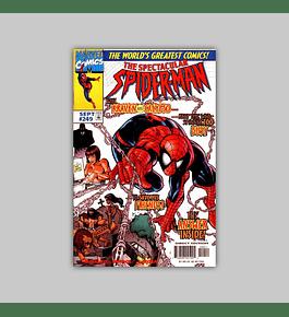 Spectacular Spider-Man 249 1997