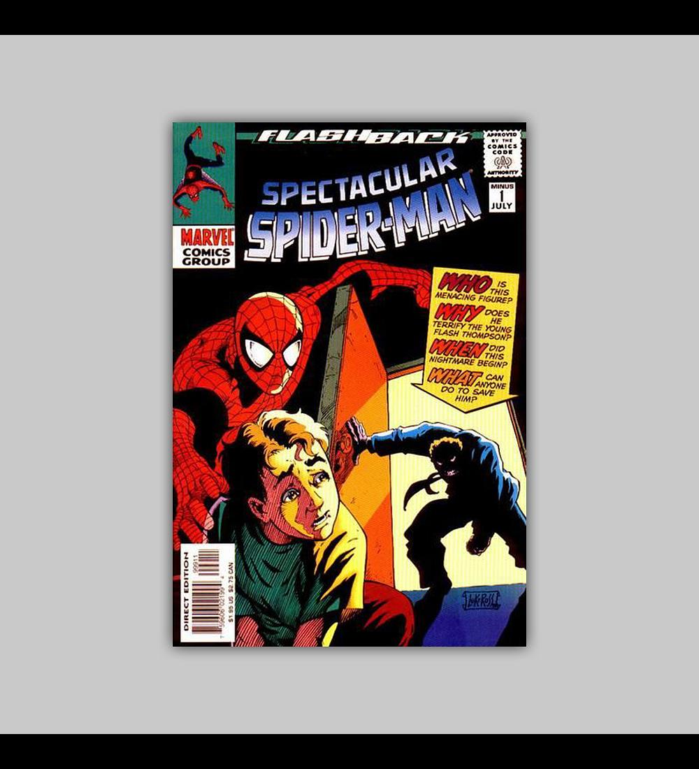 Spectacular Spider-Man -1 1997