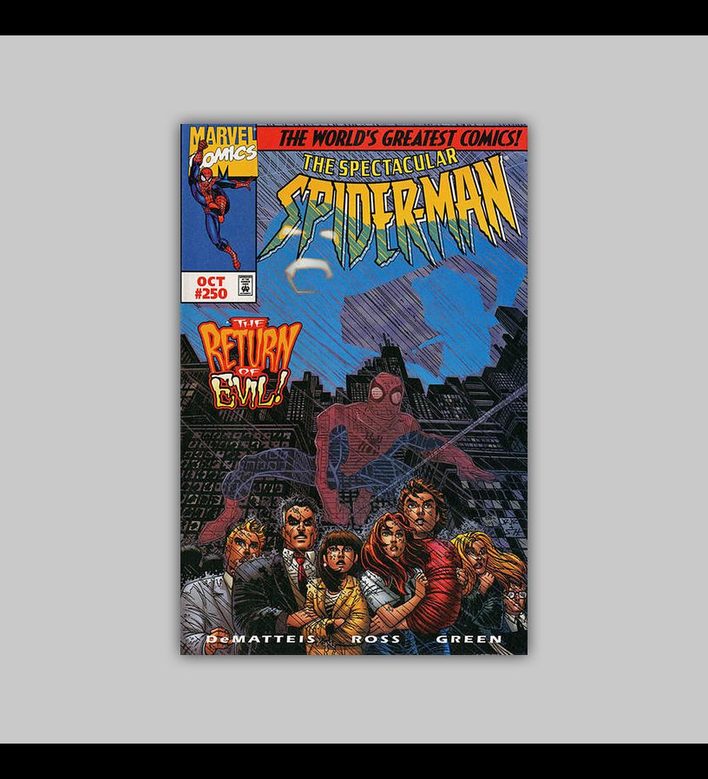 Spectacular Spider-Man 250 1997