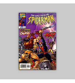 Spectacular Spider-Man 253 1998
