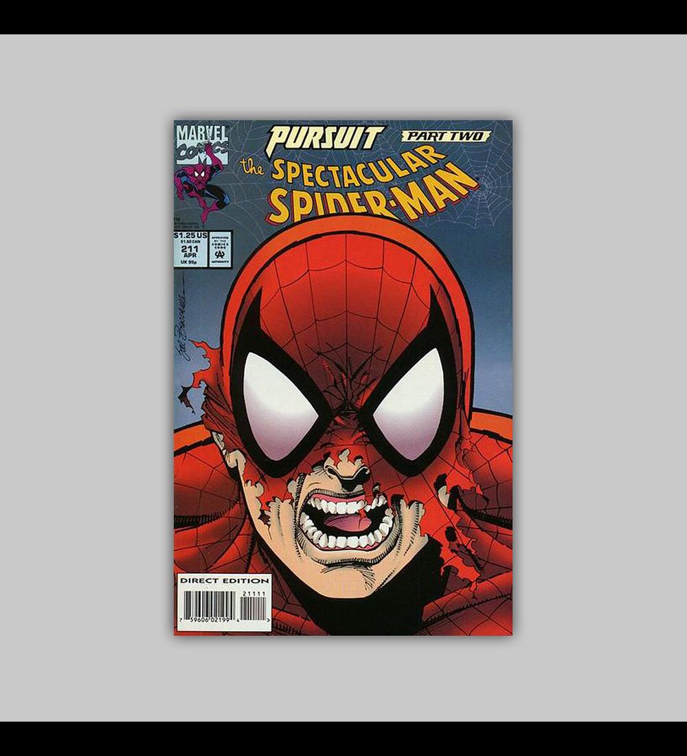 Spectacular Spider-Man 211 1994
