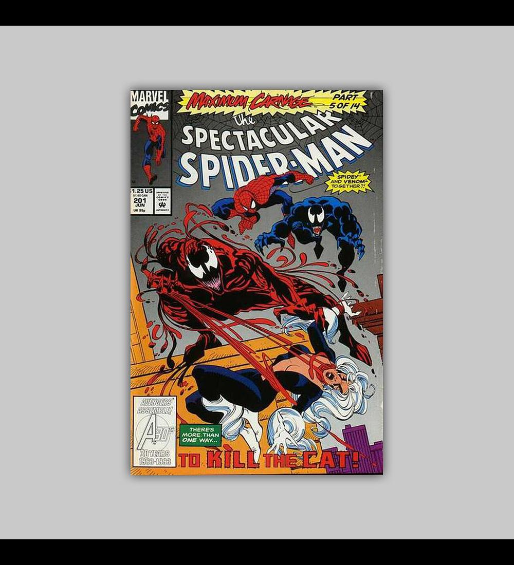 Spectacular Spider-Man 201 1993