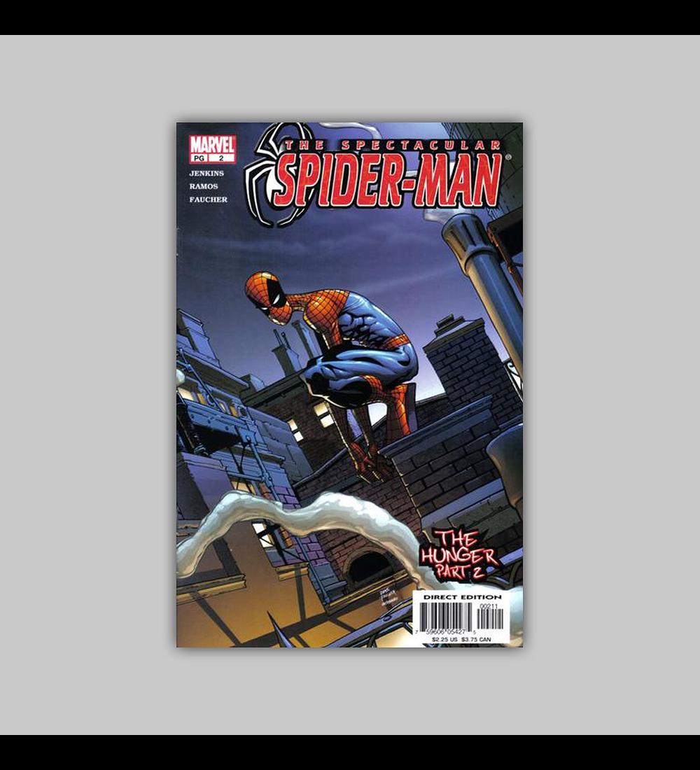 Spectacular Spider-Man (Vol. 2) 2 2003