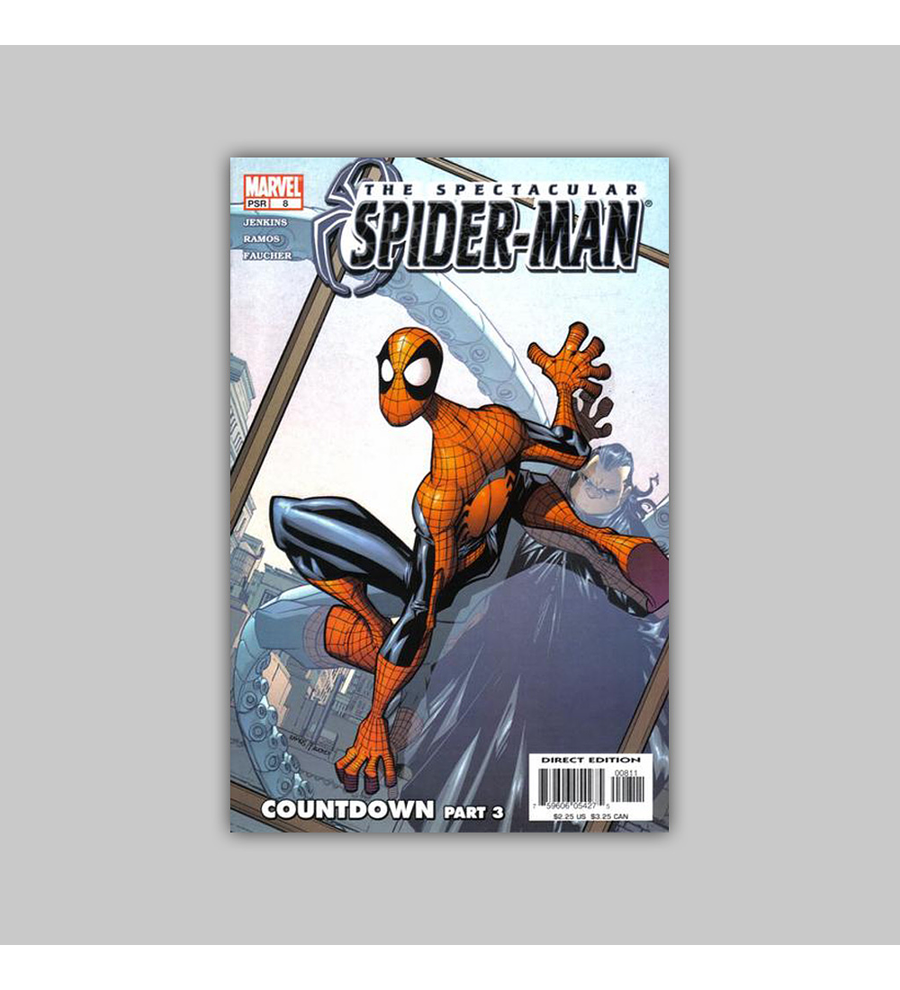 Spectacular Spider-Man (Vol. 2) 8 2004