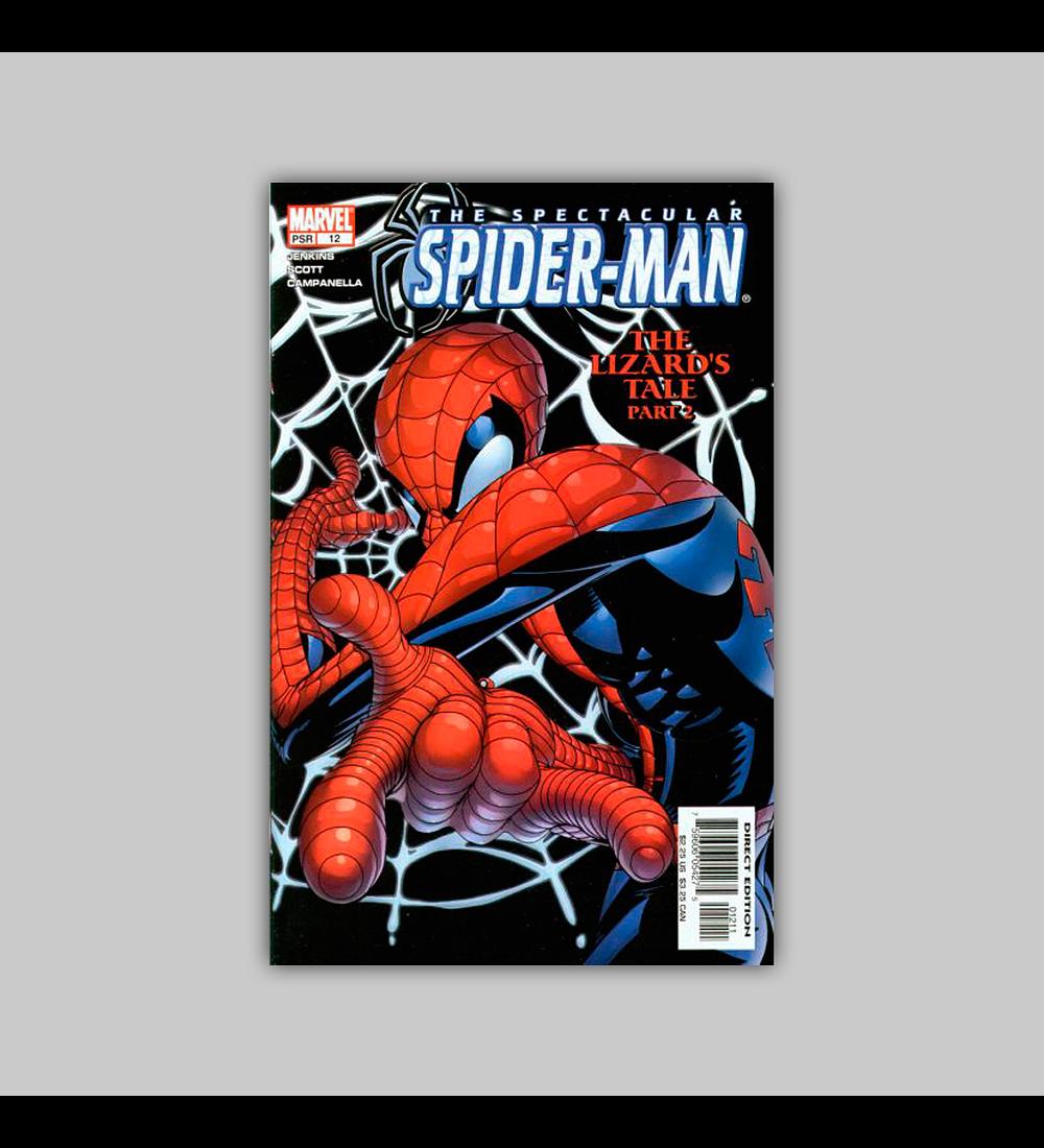 Spectacular Spider-Man (Vol. 2) 12 2004