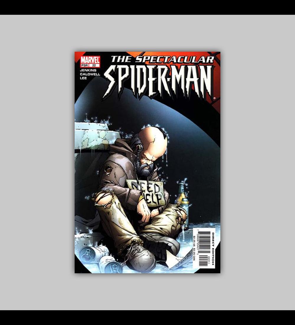 Spectacular Spider-Man (Vol. 2) 22 2005