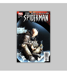 Spectacular Spider-Man (Vol. 2) 22 2005