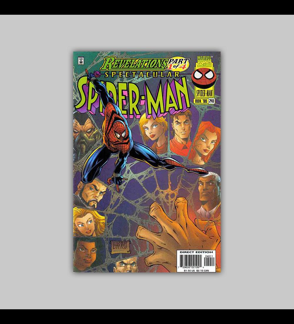 Spectacular Spider-Man 240 1996