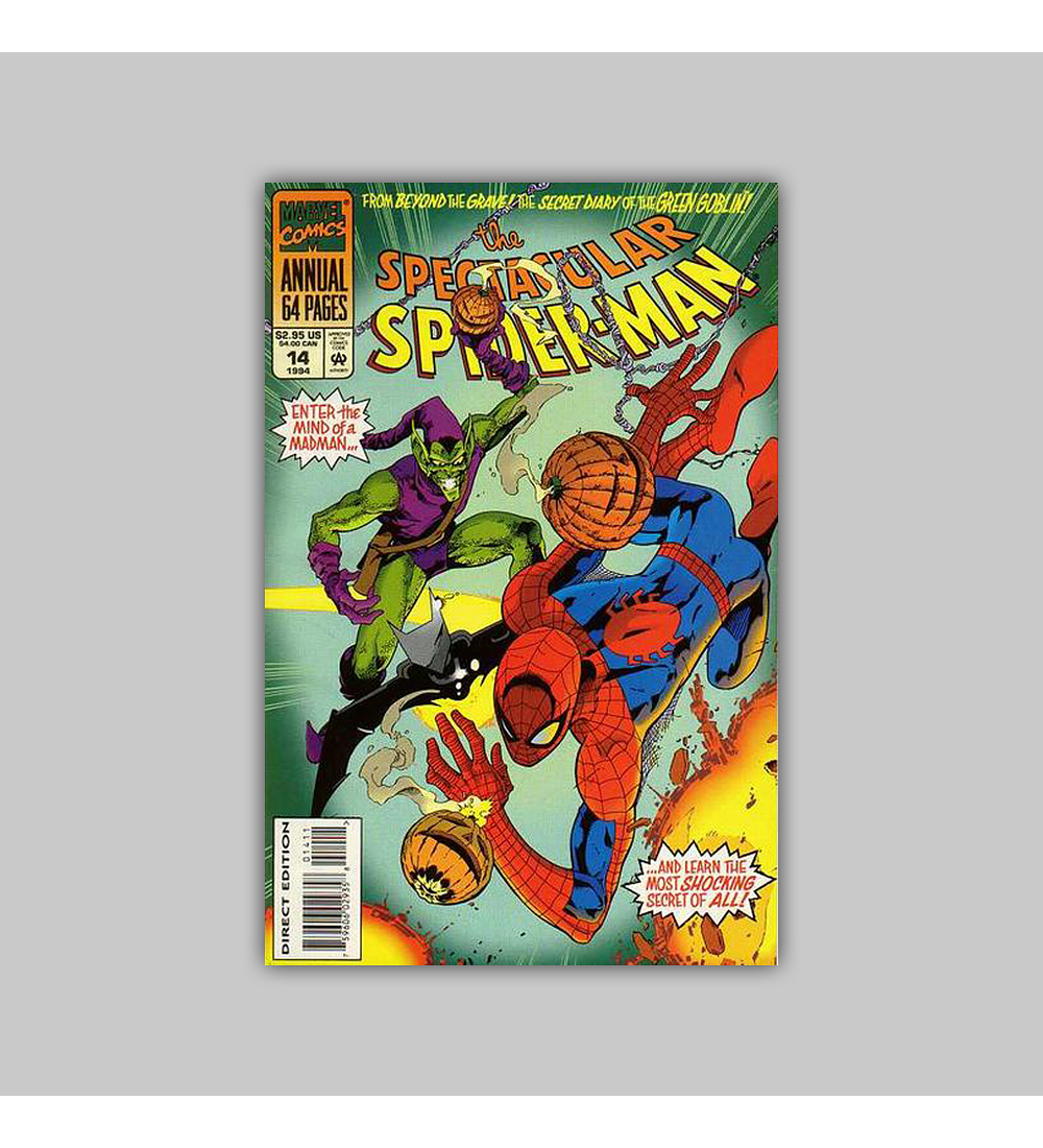 Spectacular Spider-Man Annual 14 1994