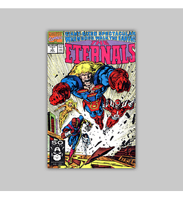 The Eternals: The Herod Factor 1 1991