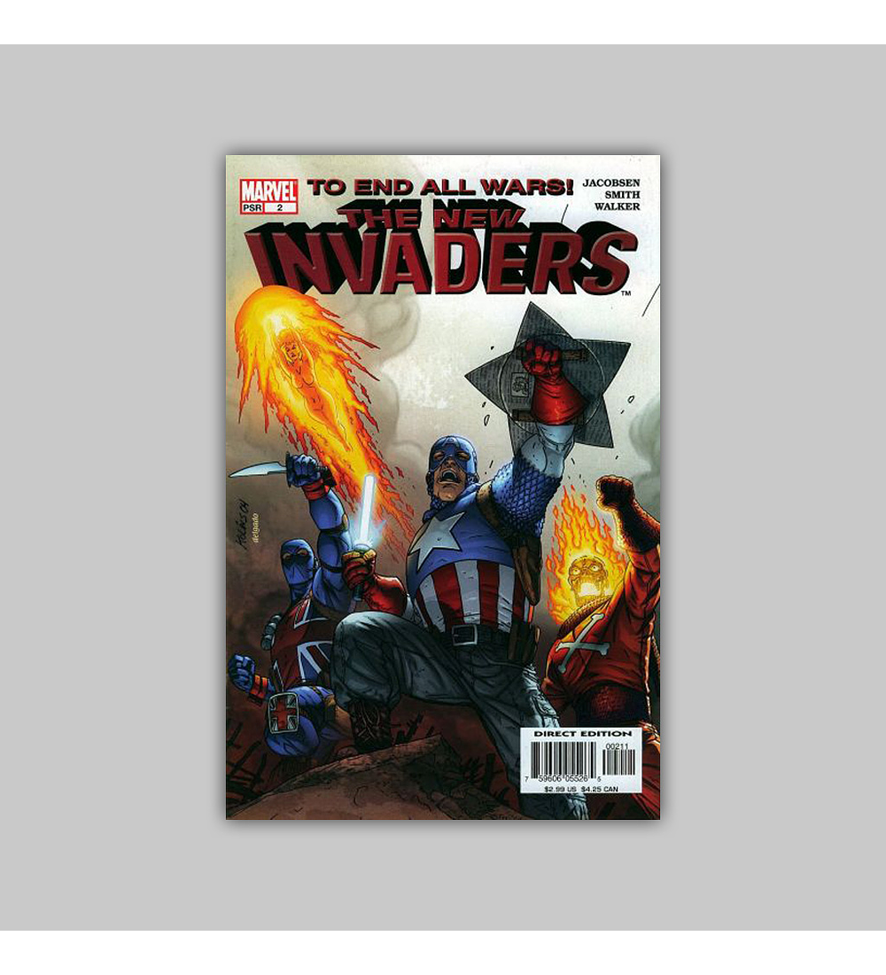 The New Invaders 2 2004
