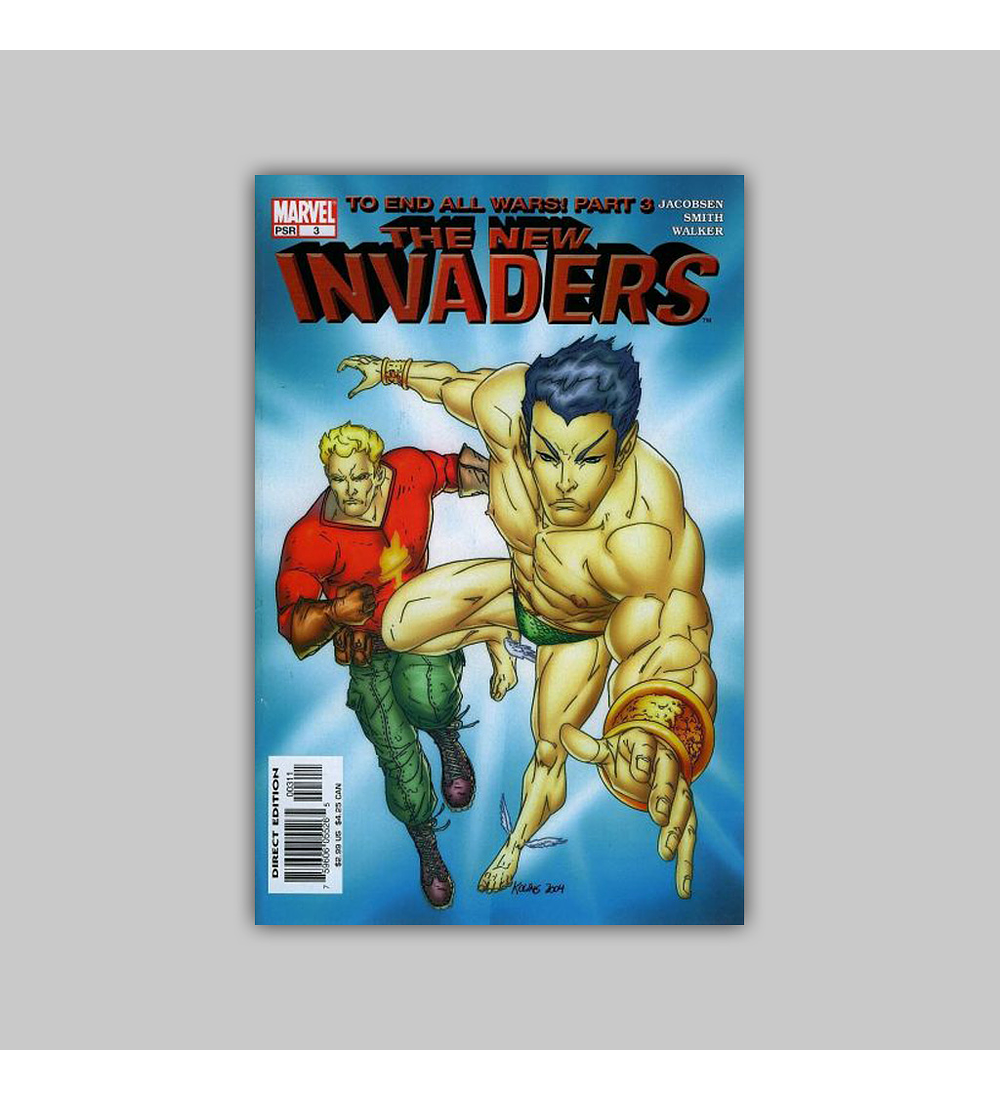 The New Invaders 3 2004