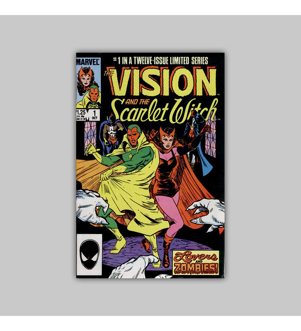 The Vision and the Scarlet Witch 1 1985