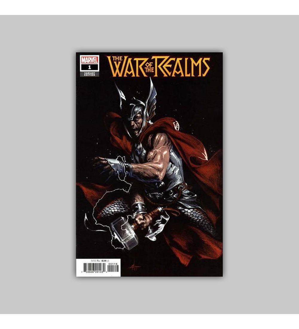 War of the Realms 1 F 2019