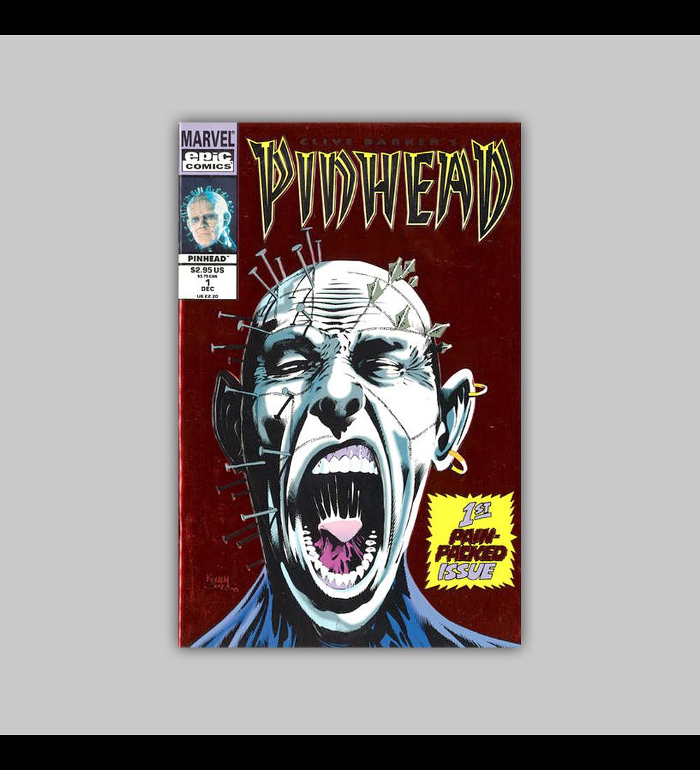 Pinhead 1 Embossed Foil 1993