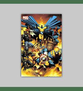 New Avengers 1 D 2005