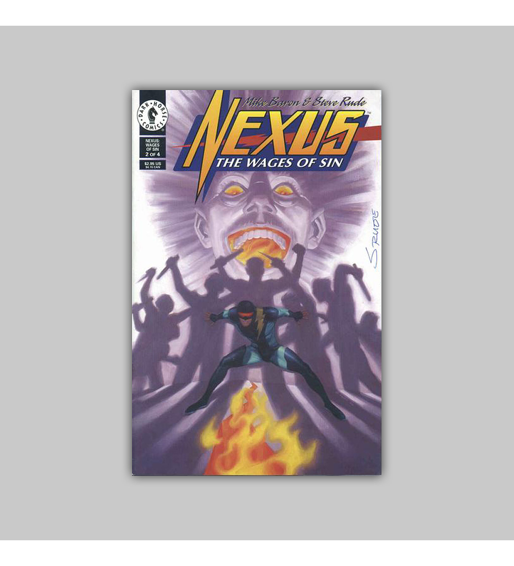 Nexus: The Wages of Sin (complete limited series) 1995