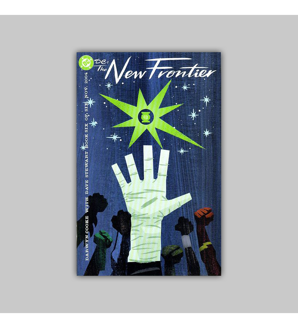 DC: The New Frontier 6 2004