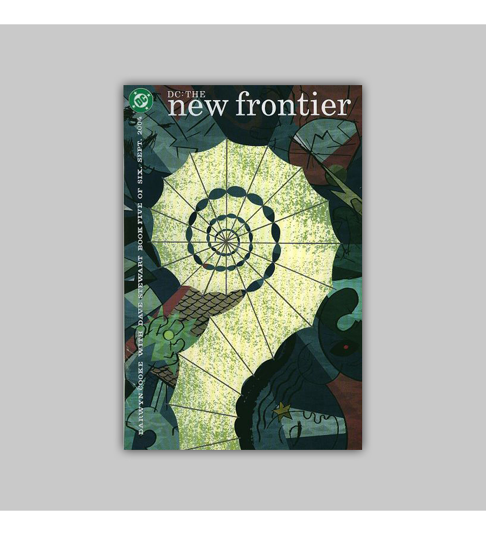 DC: The New Frontier 5 2004