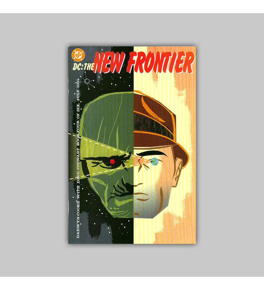 DC: The New Frontier 4 2004