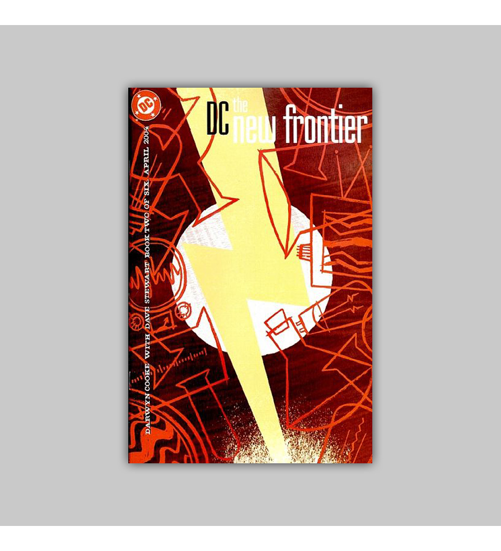DC: The New Frontier (complete limited series) 2004