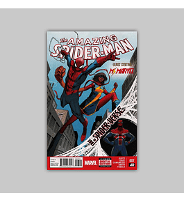 Amazing Spider-Man (Vol. 3) 7 2014