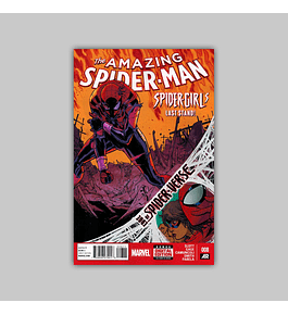 Amazing Spider-Man (Vol. 3) 8 2014