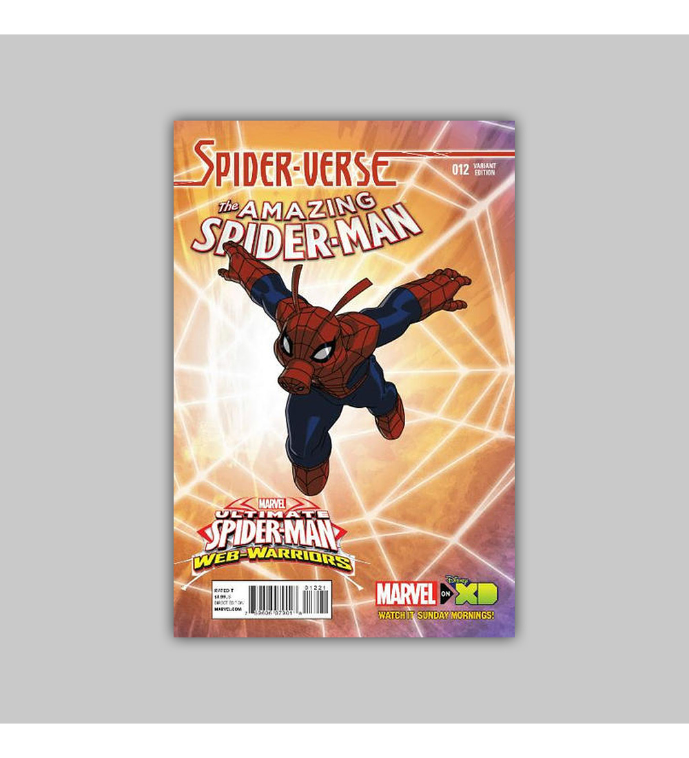 Amazing Spider-Man (Vol. 3) 12 B 2015