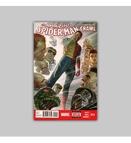 Amazing Spider-Man (Year One) 1.5 2014