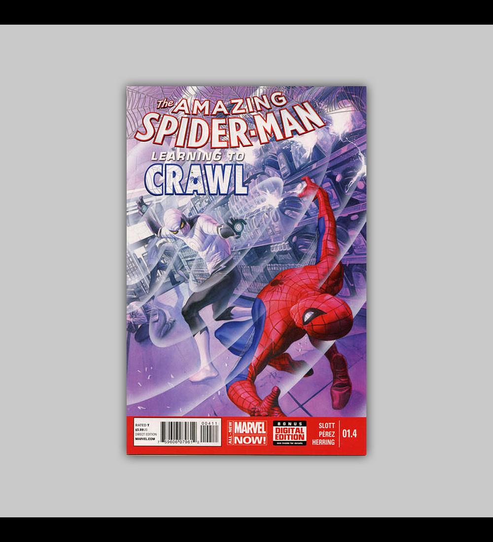 Amazing Spider-Man (Year One) 1.4 2014