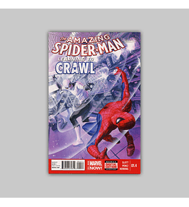 Amazing Spider-Man (Year One) 1.4 2014