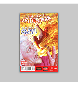 Amazing Spider-Man (Year One) 1.3 2014