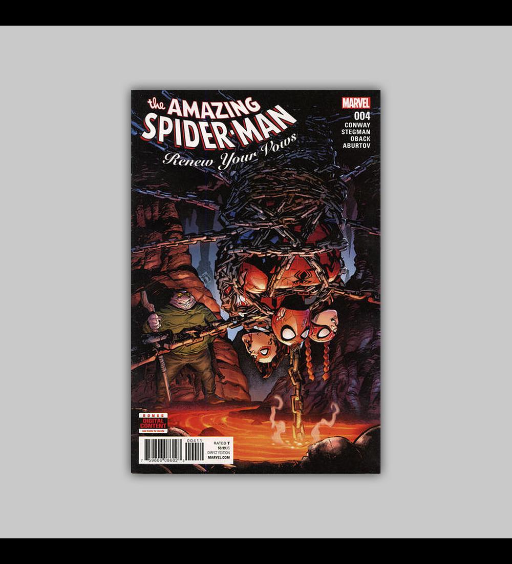 Amazing Spider-Man: Renew Your Vows 4 2015
