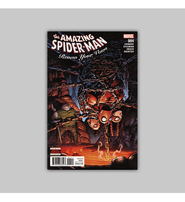 Amazing Spider-Man: Renew Your Vows 4 2015