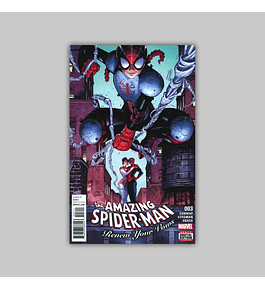 Amazing Spider-Man: Renew Your Vows 3 2015