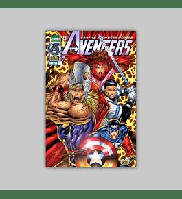 Avengers 1 Gold signature 1996