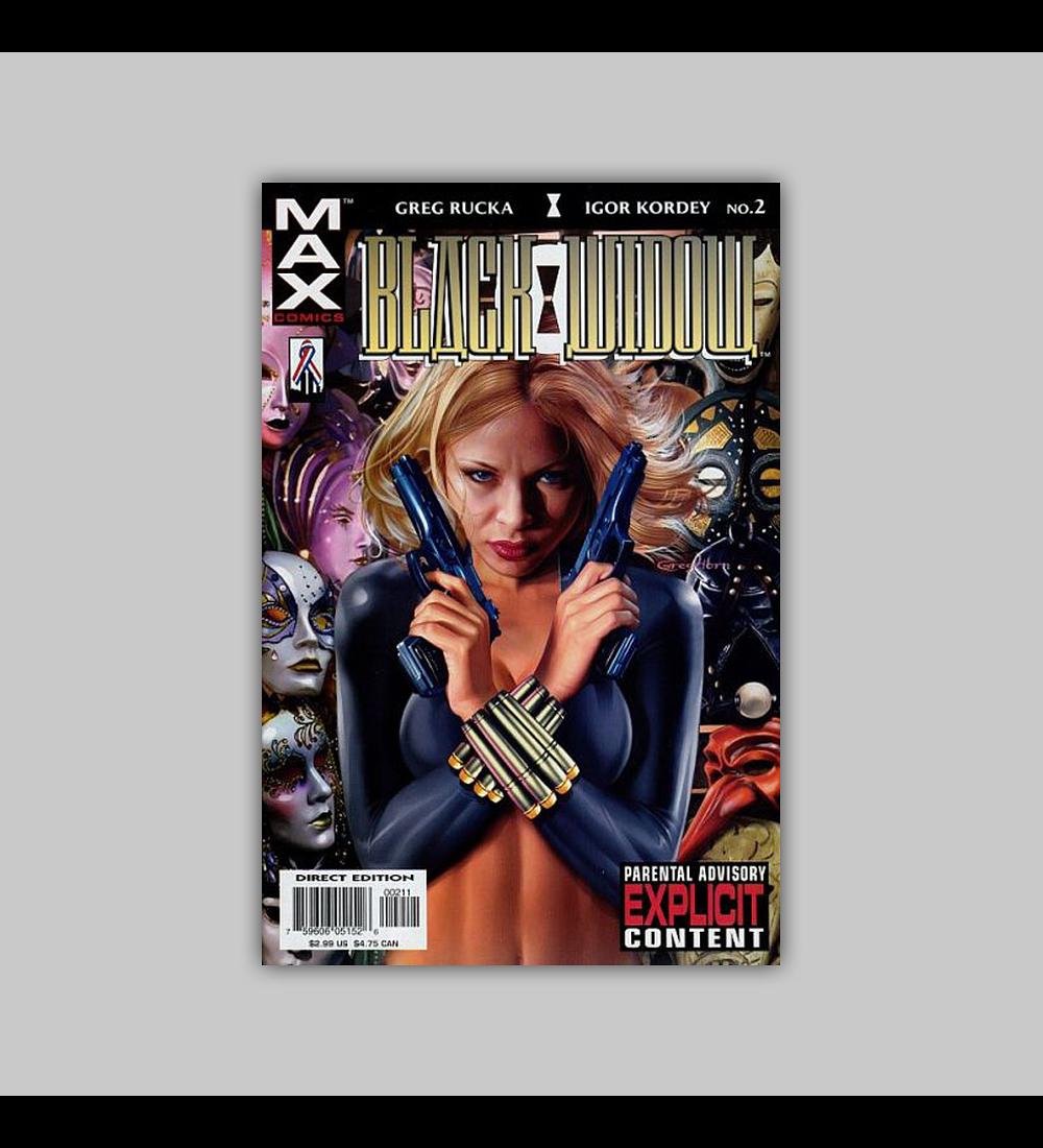 Black Widow: Pale Little Spider 2 2002