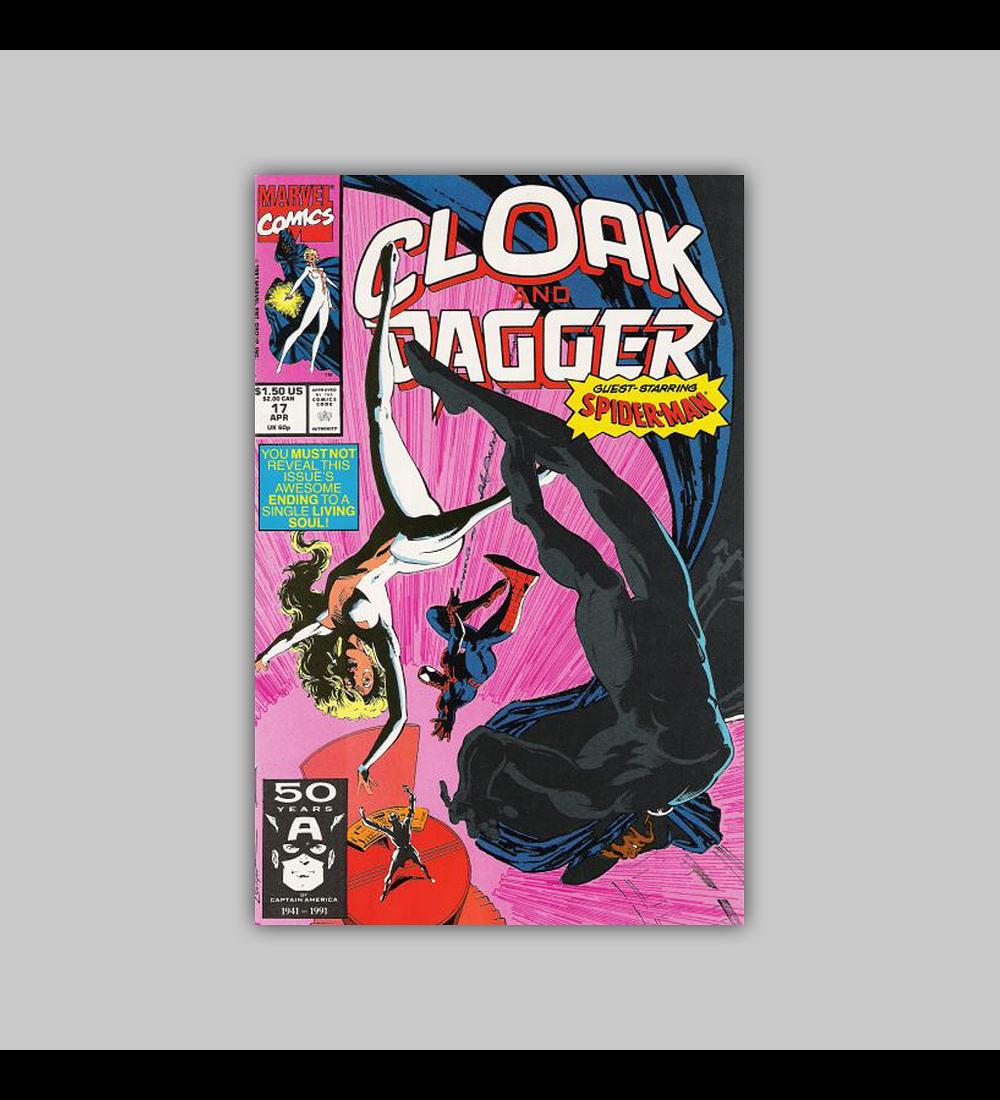 Cloak and Dagger 17 1991
