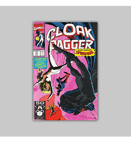 Cloak and Dagger 17 1991