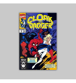 Cloak and Dagger 16 1991