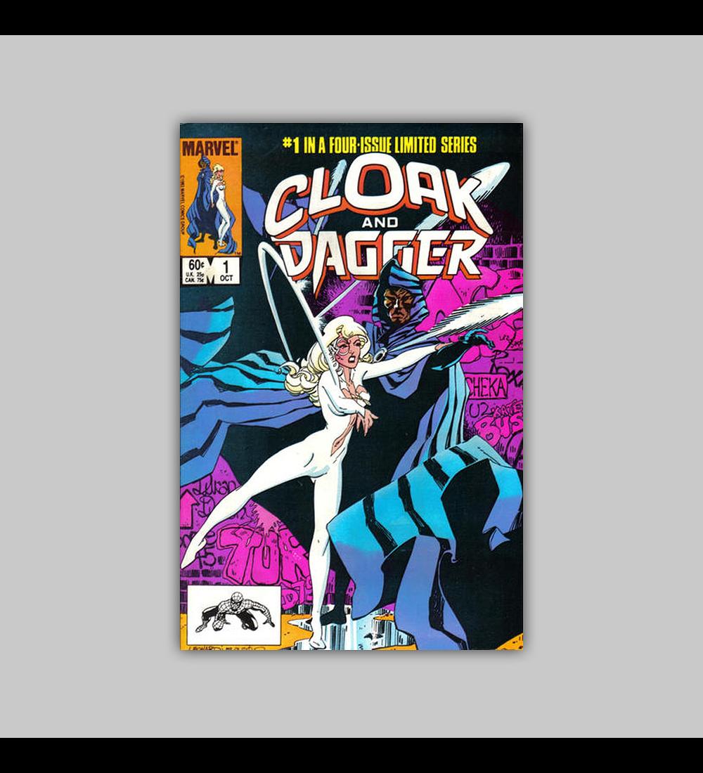 Cloak and Dagger 1 1983