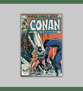Conan the Barbarian 149 VF (8.0) 1983