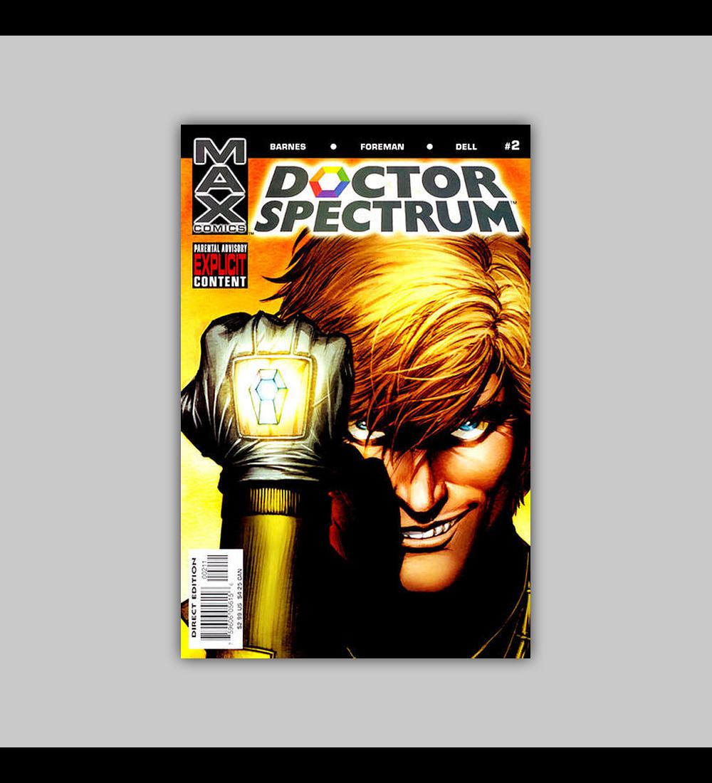 Doctor Spectrum 2 2004