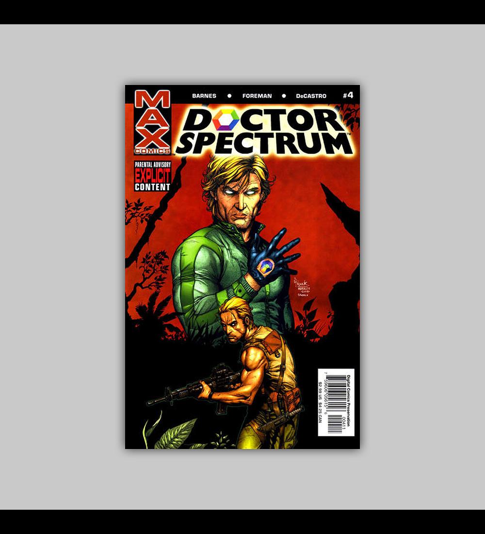 Doctor Spectrum 4 2005