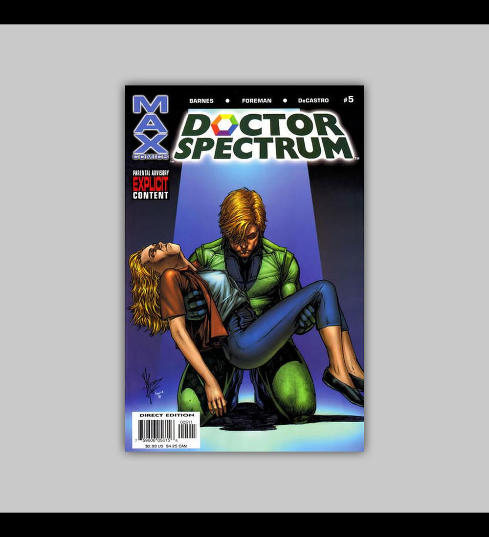 Doctor Spectrum 5 2005