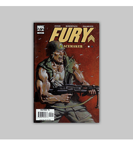 Fury: Peacemaker 2 2006